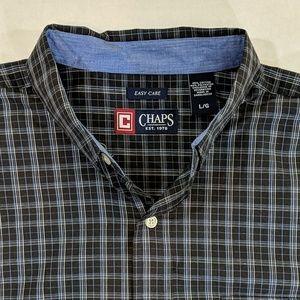 Chaps Easy Care Plaid Shirt